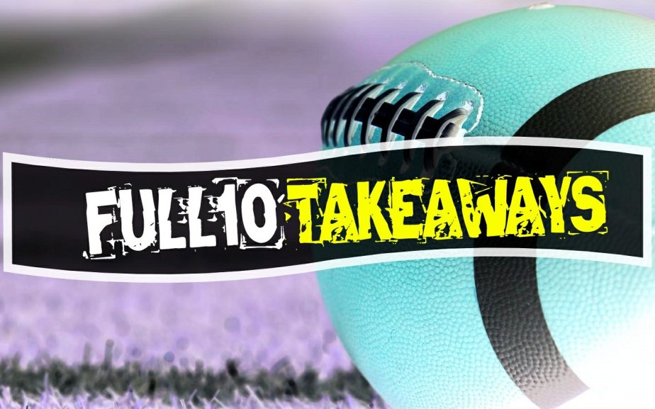 Full10Takeaways – Week 2