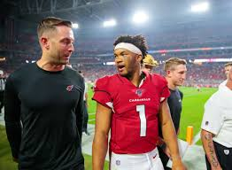 Image result for kyler murray kliff kingsbury