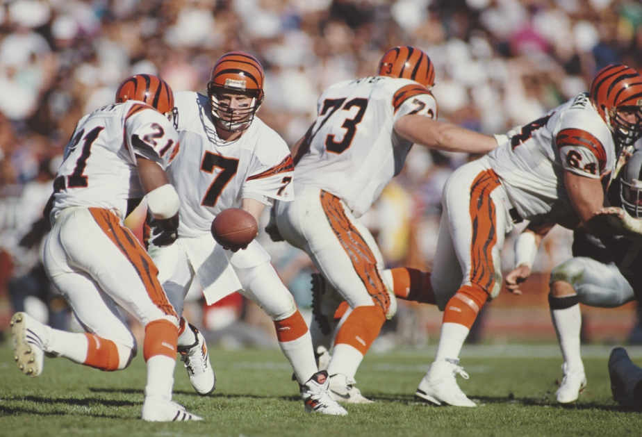 NFL innovations we owe to the Cincinnati Bengals