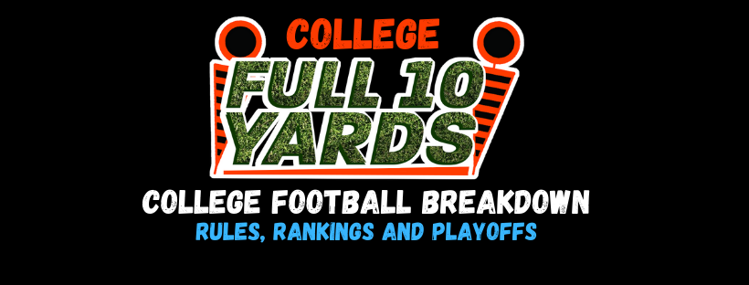 CFB: College Football Breakdown Pt 2